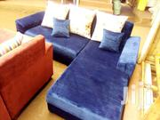 Blue Nice Sofa | Furniture for sale in Central Region, Kampala