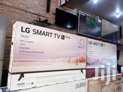 LG 43 Inches Smart Uhd(4K) Digital Flat Screen TV | TV & DVD Equipment for sale in Central Region, Kampala