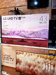 Brand New 43inch Smart Uhd 4k Tvs | TV & DVD Equipment for sale in Central Region, Kampala