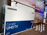 Samsung 49 Inches Smart Uhd(4K) Digital/Satellite Flat Screen TV | TV & DVD Equipment for sale in Central Region, Kampala