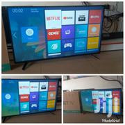 Hisense 43 Inches Digital Flat Screen With Inbuilt Free To Aire Deco | TV & DVD Equipment for sale in Central Region, Kampala