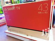 43' LG Smart UHD Tv | TV & DVD Equipment for sale in Central Region, Kampala