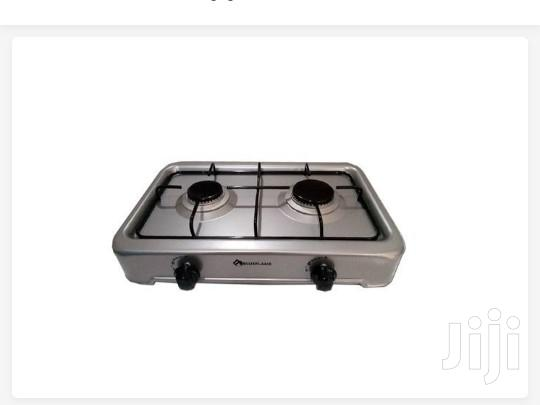 Blueflame Double Gas Cook Top