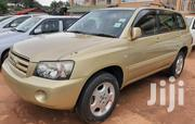 Toyota Kluger 2006 Gold | Cars for sale in Central Region, Kampala