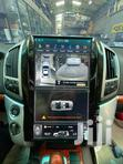Land Cruiser V8 Tesla Android Radio System   Vehicle Parts & Accessories for sale in Kampala, Central Region, Uganda