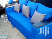 Blue Sofa | Furniture for sale in Central Region, Kampala