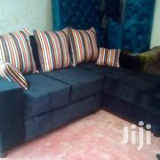 Black Mini L Chair | Furniture for sale in Central Region, Kampala