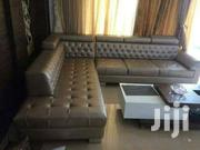 Man Pitched L Sofa Set | Furniture for sale in Central Region, Kampala