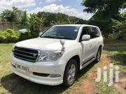 Toyota Land Cruiser 2008 White | Cars for sale in Eastern Region, Mbale