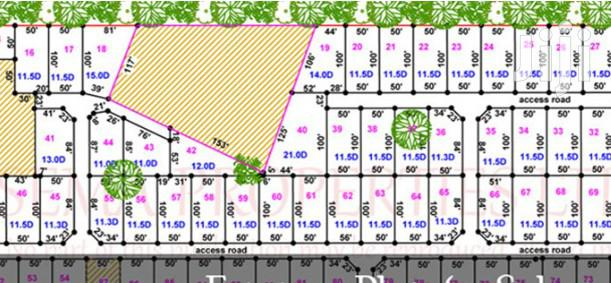 Plot for Sale (50 by 100) in Sema Housing Estate