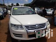 Volkswagen Touareg 2009 White | Cars for sale in Central Region, Kampala