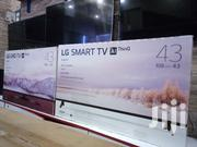 LG Smart 4K Digital Flat Screen TV 43 Inches | TV & DVD Equipment for sale in Central Region, Kampala