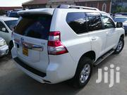 Toyota Land Cruiser Prado 2014 White | Cars for sale in Central Region, Kampala