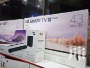 LG Uhd 4K Smart Digital Flat Screen TV 43 Inches | TV & DVD Equipment for sale in Central Region, Kampala