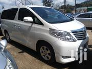 Toyota Alphard 2009 White | Cars for sale in Central Region, Kampala