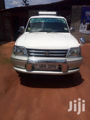 Toyota Land Cruiser Prado 2000 TX White | Cars for sale in Central Region, Kampala