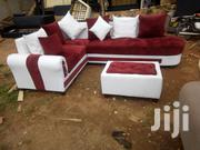 White&Red5sitterl/Sofa | Furniture for sale in Central Region, Kampala