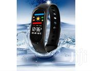 Smart & Fitness Watch - Black | Smart Watches & Trackers for sale in Central Region, Kampala