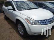 Nissan Murano 2006 White | Cars for sale in Central Region, Kampala