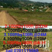 MUKONO Town 100ftby100ft Plots | Land & Plots For Sale for sale in Central Region, Mukono
