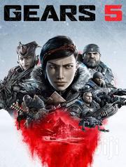 Gears 5 Pc Version Fully Unlocked | Video Games for sale in Central Region, Kampala