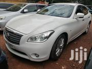 Nissan Fuga 2009 White | Cars for sale in Central Region, Kampala