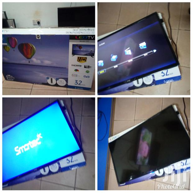 Archive: 32 Inches Digital Flat Screen With Inbult Free To Air Decoder