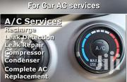 Vehicle AC Services | Vehicle Parts & Accessories for sale in Central Region, Kampala