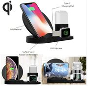 3 In 1 QI Wireless Charger For All Your Wireless Devices | Accessories for Mobile Phones & Tablets for sale in Central Region, Kampala