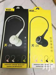 Kin K-28 Handsfree Headset With Mic | Clothing Accessories for sale in Central Region, Kampala