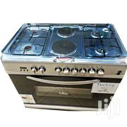 Besto 4 Gas, 2 Electric Standing Oven - Silver | Restaurant & Catering Equipment for sale in Central Region, Kampala