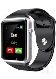 Unisex Advanced A-series Bluetooth Touch Screen Phone Smart Watch | Smart Watches & Trackers for sale in Central Region, Kampala