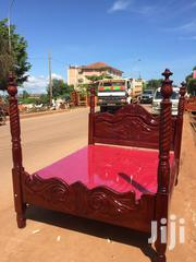 Swiss Simple Queen Size Bed | Furniture for sale in Central Region, Kampala