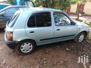 Nissan March 1997 Silver