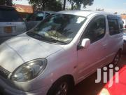 Toyota Fun Cargo 2002 White   Cars for sale in Central Region, Kampala