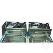 Heavy Duty Double Deep Fryer | Restaurant & Catering Equipment for sale in Central Region, Kampala