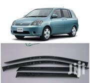 Toyota Raum Rain Guards | Vehicle Parts & Accessories for sale in Central Region, Kampala