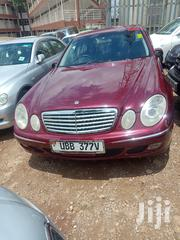 Mercedes-Benz E240 2008 Red | Cars for sale in Central Region, Kampala