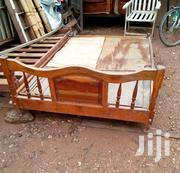 4*6 Bed With Hard Wood | Furniture for sale in Central Region, Kampala