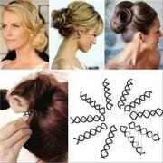 Spiral Spin Hair Clips | Hair Beauty for sale in Central Region, Kampala