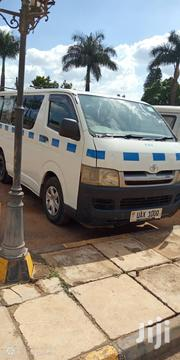 Toyota Hiace 2007 220 White | Buses & Microbuses for sale in Central Region, Kampala