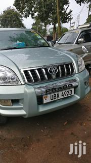 Toyota Land Cruiser Prado 2005 Green | Cars for sale in Central Region, Kampala