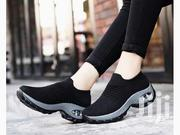 Women'S Ankle Sneakers - Black,Grey | Shoes for sale in Central Region, Kampala