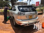 Toyota Harrier 2004 Silver   Cars for sale in Central Region, Wakiso