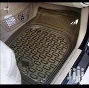 Rubber Dark Clear Mats For 5 Seaters | Vehicle Parts & Accessories for sale in Central Region, Kampala