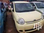 Toyota Sienta 2006 Yellow | Cars for sale in Central Region, Kampala