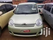 New Toyota Sienta 2006 Green | Cars for sale in Central Region, Kampala