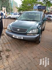 Toyota Harrier 1999 Green   Cars for sale in Central Region, Kampala