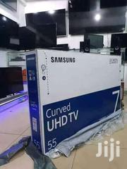 55' Samsung Curve Smart UHD | TV & DVD Equipment for sale in Central Region, Kampala