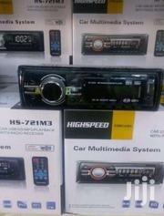Highspeed Fm Car Radio | Vehicle Parts & Accessories for sale in Central Region, Kampala